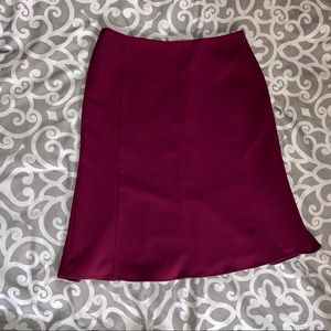 New York&Company dressy skirt knee length